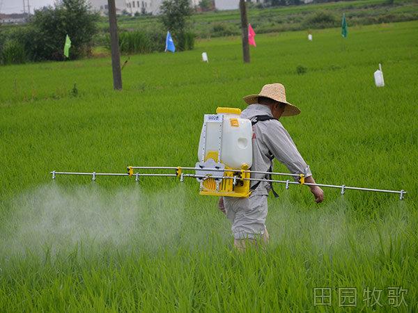 农作物病虫害专业化统防统治